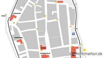 Schongau: Neues Schilder-Leitsystem stößt auf Kritik - Merkur Online