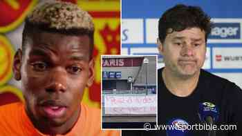 Paul Pogba's Interview That Angered Paris Saint-Germain Fans And Could Stop Manchester United Exit - SPORTbible