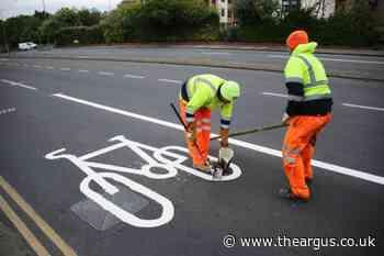 'No more reports on Old Shoreham Road bike lane, get rid '
