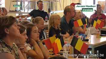 Turnkring Sta Paraat schreeuwt Nina Derwael naar finale op de Olympische Spelen