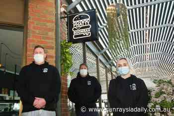 Burger man rattles the tin for battling Mildura businesses - Sunraysia Daily