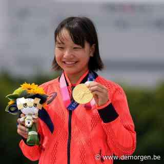 Live - Triatleet Marten Van Riel grijpt net naast medaille, 13-jarige Japanse wint goud in skateboarden