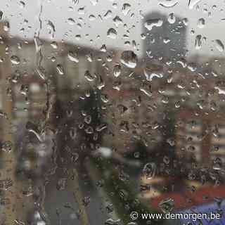 Opnieuw intense buien op komst: KMI waarschuwt voor onweer in deze regio's