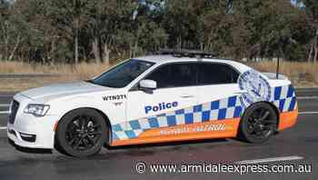 Armidale COVID-19: Sydney Pantech delivery driver fined, tested and told to leave by New England police after roadside stop - Armidale Express
