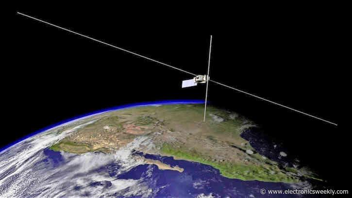 U.S. Air Force DSX satellite captures Medium Earth Orbit environment data
