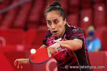 Paulina Vega se despide de Tokio tras caer en la segunda ronda del tenis de mesa - La Tercera