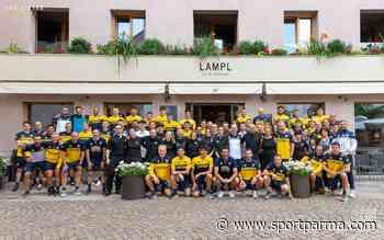 Parma: ultimo giorno a Castelrotto. Amichevole col Sassuolo l'1 agosto - Sport Parma