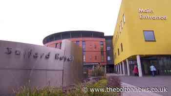 Bolton inquest: Man died at Salford Royal Hospital