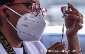 Vacunación en Jojutla, Puente de Ixtla, Xochitepec, Temixco y Zapata - Quadratín - Quadratín Morelos