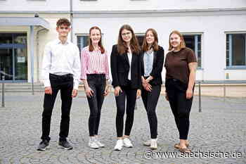 Riesa: Diese Schüler haben die Abi-Traumnote 1,0 - Sächsische.de