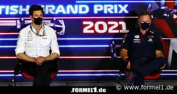 """""""Diffamierend, persönlich"""": Krieg der Worte zwischen Mercedes & Red Bull"""