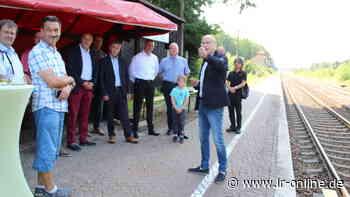 Tourismus in Sachsen: Seenlandbahn zwischen Dresden und Senftenberg fährt wieder - Lausitzer Rundschau