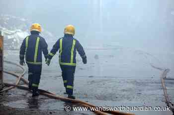 Firefighters reveal how many call outs they had in Wandsworth