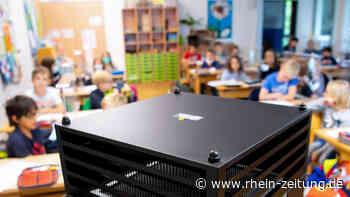 Kreisausschuss Limburg Weilburg beschließt: 600 Luftfilter für Klassenzimmer werden angeschafft - Rhein-Zeitung