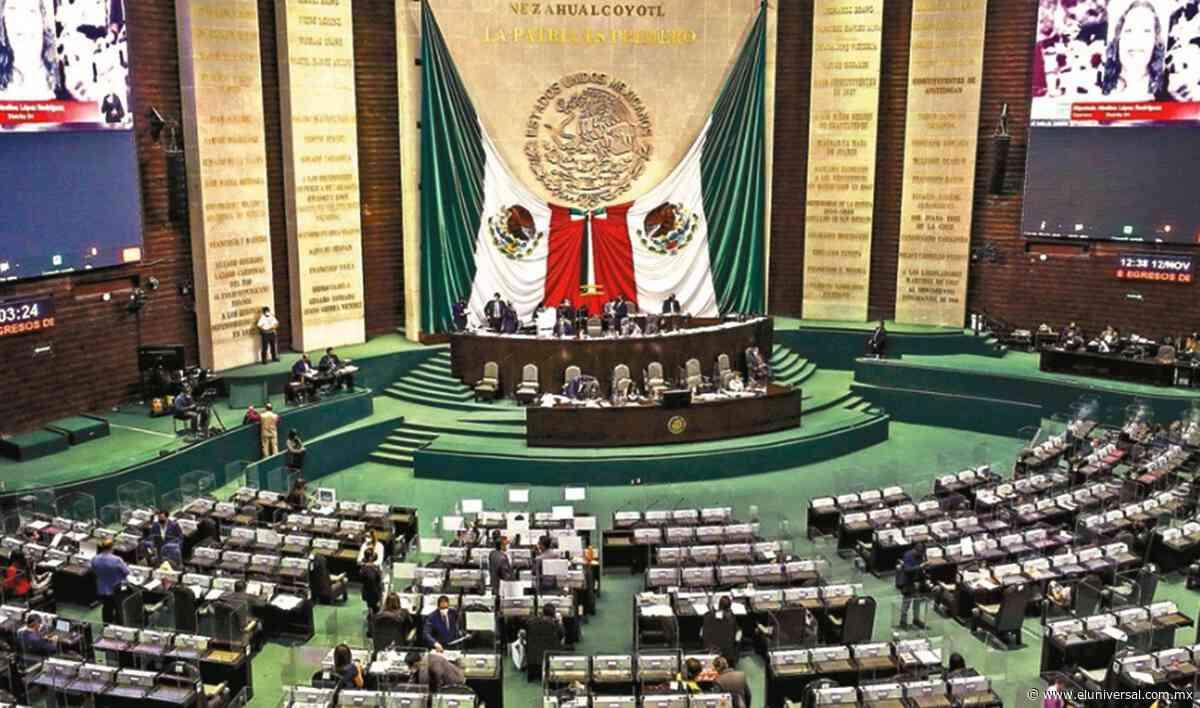 Comisión de Justicia de San Lázaro aprobará su informe final hasta el próximo jueves   El Universal - El Universal