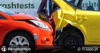 Oito feridos ligeiros em colisão entre dois automóveis em Palmela - Renascença