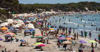 Millions face travel chaos if Spain and Greece put on 'amber plus' list