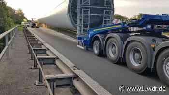 Achsenbruch bei Schwerlasttransport: Zufahrten am Kreuz Moers gesperrt