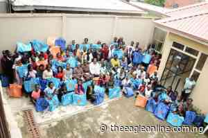 Foundation, UNFPA donate sanitary items to girls in Kaduna - - The Eagle Online