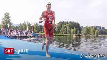 Triathlon der Männer – Studer mit Premiere – Salvisberg mit Diplom? - Schweizer Radio und Fernsehen (SRF)