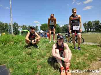 Ratinger Triathlon-Team feiert Saison-Auftakt - Ratingen - Super Tipp