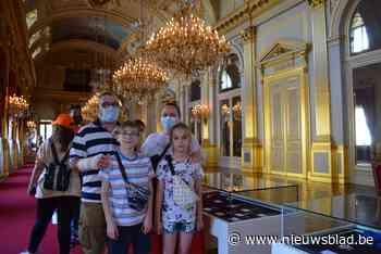 Koninklijk Paleis zwaait deuren open voor het grote publiek