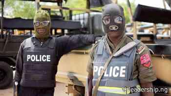 Police Arrest 5 Suspects, Recover AK47, Ammunition In Kaduna - LEADERSHIP NEWS