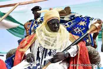 Danjuma Barde, first-class monarch, dies in Kaduna - TheCable