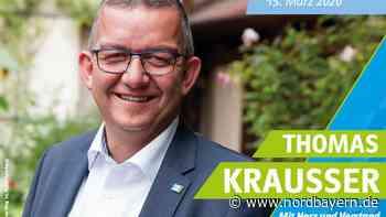 Kommunalwahl 2020: Thomas Kraußer gewinnt Stichwahl - Nordbayern.de