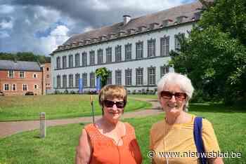 Abdissenresidentie voor het eerst in 250 jaar toegankelijk:... (Hasselt) - Het Nieuwsblad