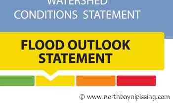 Flood outlook issued by North Bay-Mattawa Conservation Authority - NorthBayNipissing.com