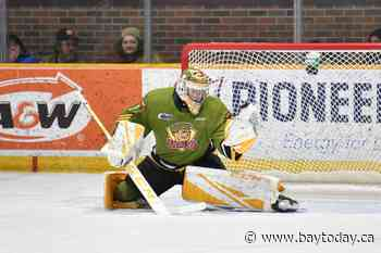 Goaltender expected to lead Battalion charge at NHL Entry Draft - BayToday.ca