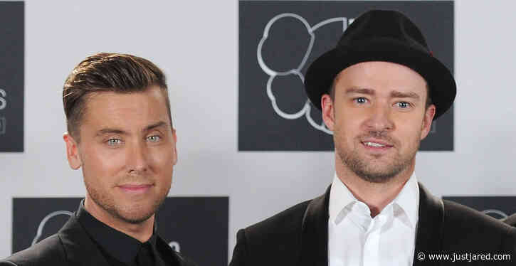 Justin Timberlake Reacts to Lance Bass Shading Him