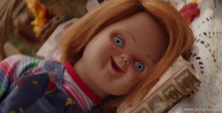 Chucky Goes on Murder Spree in New Horror Series Trailer - Watch Now!