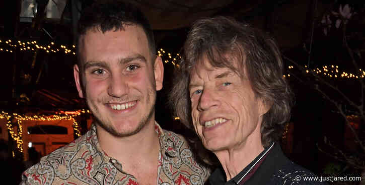 Mick Jagger's Son Gabriel Marries Swiss Socialite Anouk Winzenried!