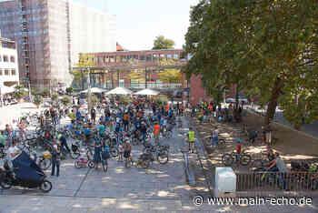 Fahrraddemo am Freitag in Alzenau: mit Verkehrsbehinderungen rechnen - Main-Echo