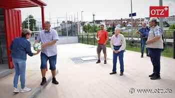 Freizeitanlage in Meerane eingeweiht - Ostthüringer Zeitung