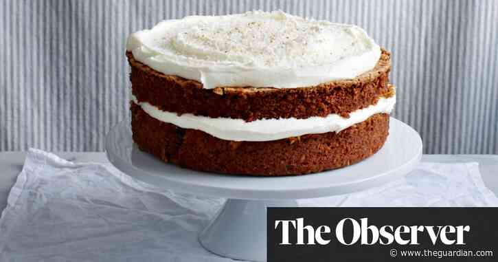 Carrot cake by Claire Ptak
