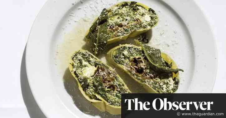 Rotolo di spinaci by Ruth Rogers