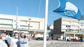 Le label Pavillon Bleu, fierté de la plage de Berck-sur-Mer - L'Écho de la Lys