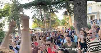 Carpentras : le Kolorz Festival s'est déroulé en version garden-party covid-compatible - La Provence