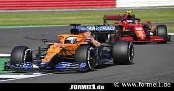 """Sainz: McLaren ist """"eines der schwierigsten Autos zum Überholen"""""""