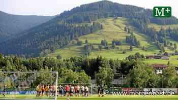 Hertha BSC: Lockerer Auftakt im Bergidyll - Berliner Morgenpost