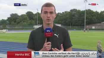 Hertha BSC Video: Kevin-Prince Boateng mit Kommandos im Training - Sky Sport