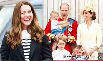 Kate Middleton and William 'break norm' with parenting style 'unheard of' in Royal Family - Express