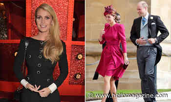 Did Kate Middleton and Prince William attend Lady Kitty Spencer's wedding? - HELLO!