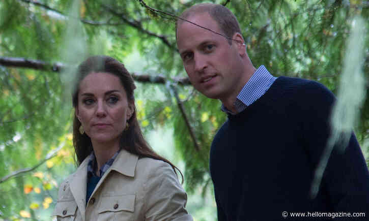When Prince William & Kate Middleton lived in Chile - details - HELLO!