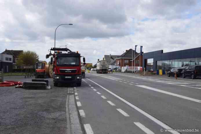 Werken op Brakelsesteenweg herstarten pas half september
