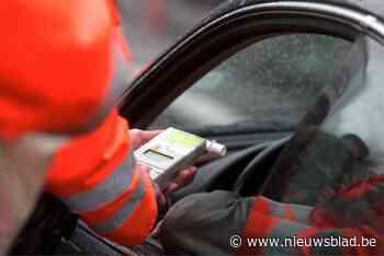 Trucker onder invloed en met foute tachograaf krijgt 2.640 euro boete