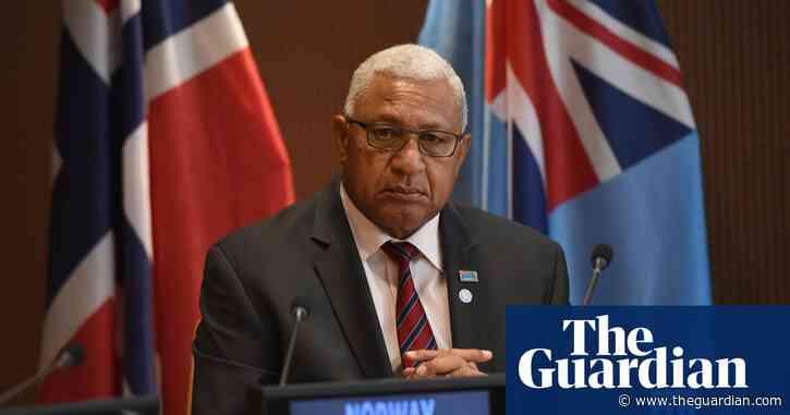 Nine Fiji opposition MPs arrested over criticism of land bill